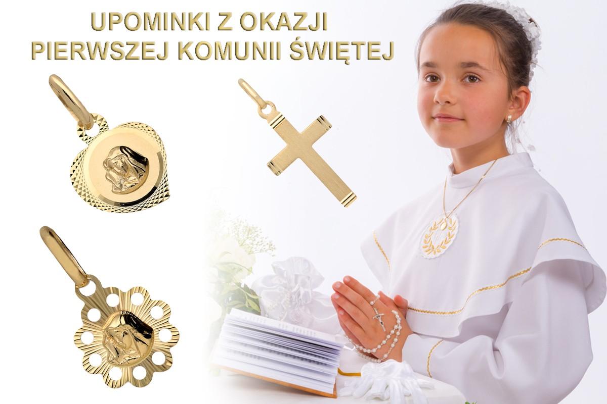 Upominki z okazji Pierwszej Komunii Świętej